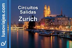 Tours en Autobus con Salidas desde ZURICH