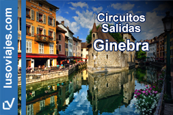 Tours en Autobus con Salidas desde GINEBRA