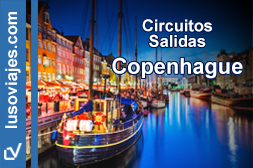 Tours en Autobus con Salidas desde COPENHAGUE