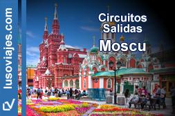 Tours en Autobus con Salidas desde MOSCU