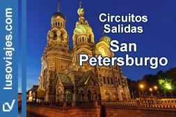 Tours en Autobus con Salidas desde SAN PETERSBURGO