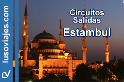 Tours en Autobus con Salidas desde ESTAMBUL