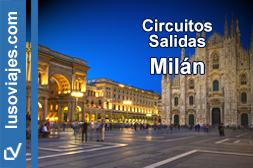 Tours en Autobus con Salidas desde MILAN