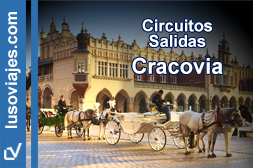 Tours en Autobus con Salidas desde CRACOVIA