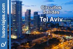 Tours en Autobus con Salidas desde TEL AVIV