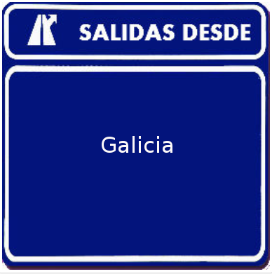 Circuitos de Autocar con salidas desde GALICIA