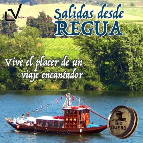CRUCEROS CON SALIDAS DESDE REGUA