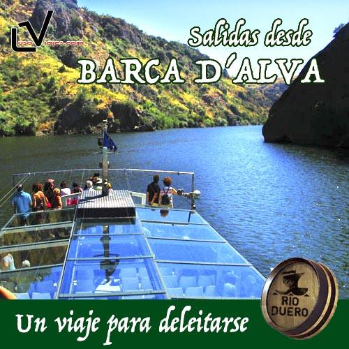 CRUCEROS CON SALIDAS DESDE BARCA DALVA
