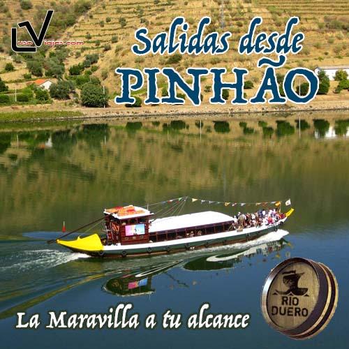 CRUCEROS CON SALIDAS DESDE PINHAO