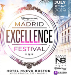 Madrid Excellence Kizomba Festival 2019
