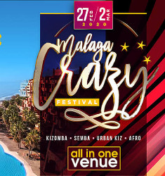 Malaga Crazy Kizomba Festival 2020