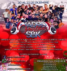 Madrid Christmas SBK 2019