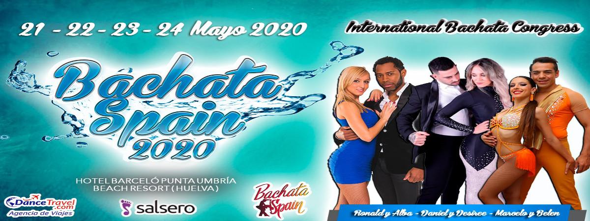 Bachata Spain 2020 Rotativo 2