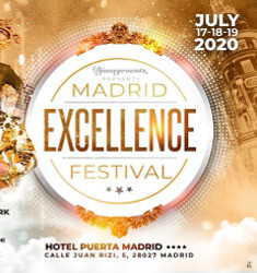 Madrid Excellence 2020 235 x 250