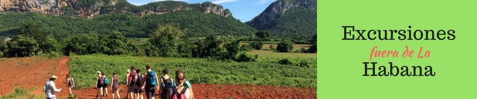 Excursiones de La Habana a otros destinos