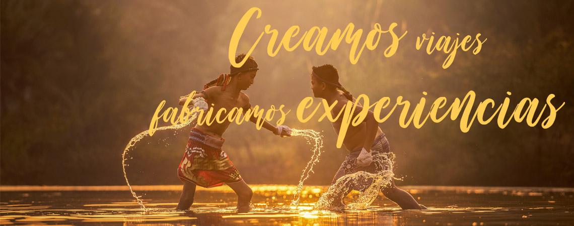 Creamos viajes fabricamos experiencias