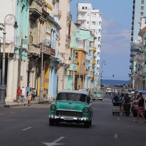 Centro Habana  TA 29 € - TB 23 €