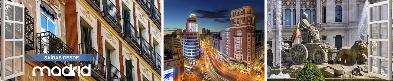 TOURS EM AUTOCARRO COM SAIDA DE MADRID