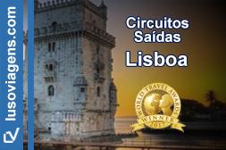 Circuitos com Saida de Lisboa