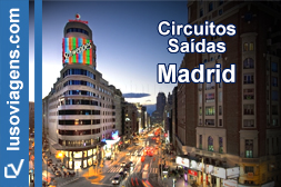 Circuitos com Saida de Madrid