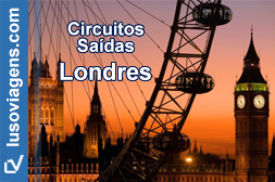 Circuitos com Saída desde Londres