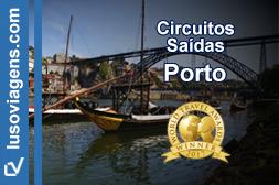 Roteiros com Inicio no Porto