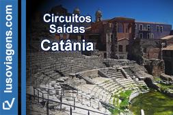 Circuitos com inicio em Catania
