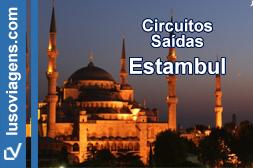 Circuitos com Saída de Istambul