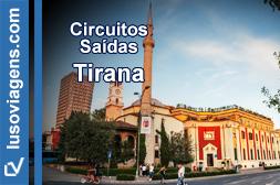 Circuitos com Saída de Tirana (Albania)