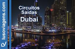 Circuitos com Saida de Dubai