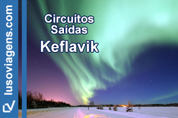 Circuitos com saida de Keflavik