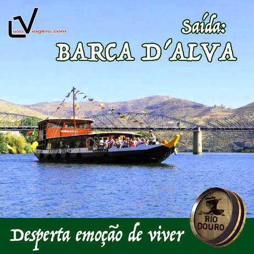 Cruzeiros com Inicio em Barca D`Alva