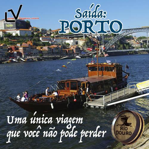 Cruzeiros no Rio Douro Com Inicio no PORTO
