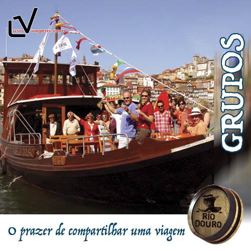 Cruzeiros no Rio Douro Especial GRUPOS