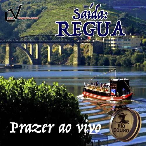 Cruzeiros no Rio Douco Com Inicio na Regua