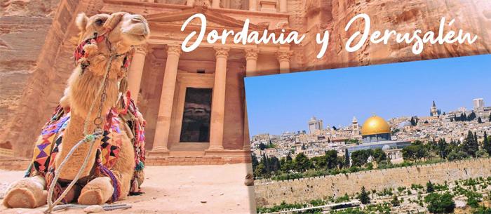 Oferta Jordania y Jerusalen