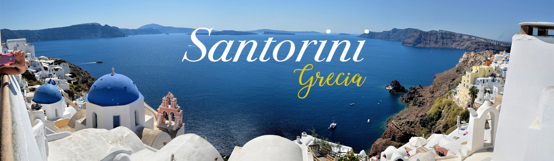 Santorini Islas Griegas