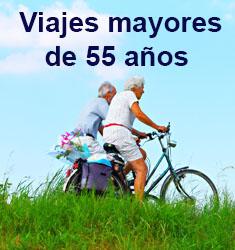 Viajes para mayores de 55 a�os - Iberoandinotravel