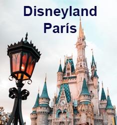 Viajes Disneyland Par�s -Iberoandinotravel