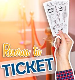 Tickets Entradas y espect�culos