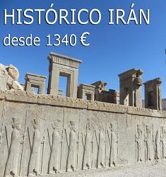 historico iran