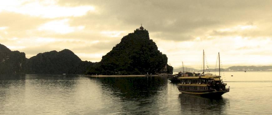 Luna de Miel en Vietnam - Sin Vuelos Domésticos