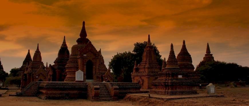 Luna de Miel en Birmania