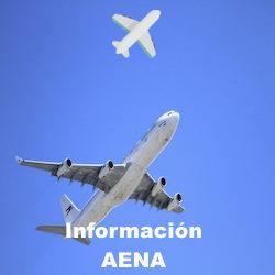 Información AENA
