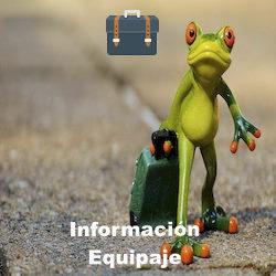 Información Equipaje