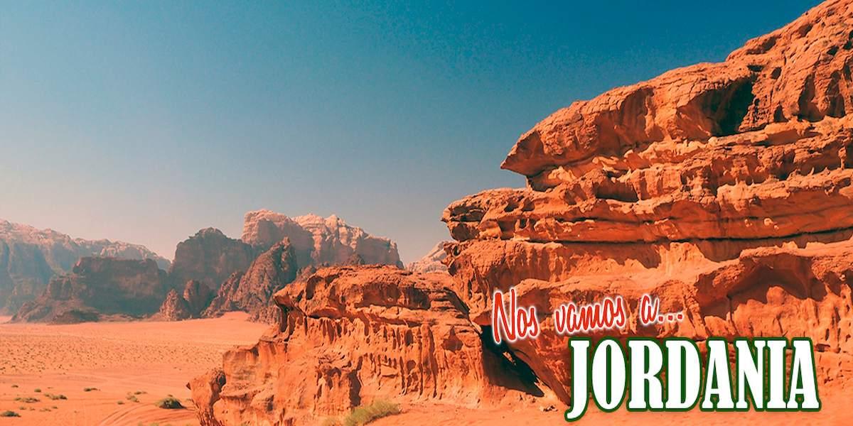 Nos vamos a Jordania