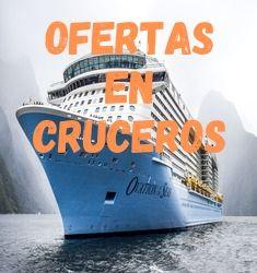 Ofertas en Cruceros