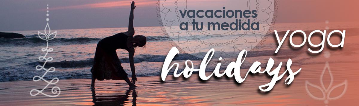 Yoga HOLIDAYS banner rotativo 2