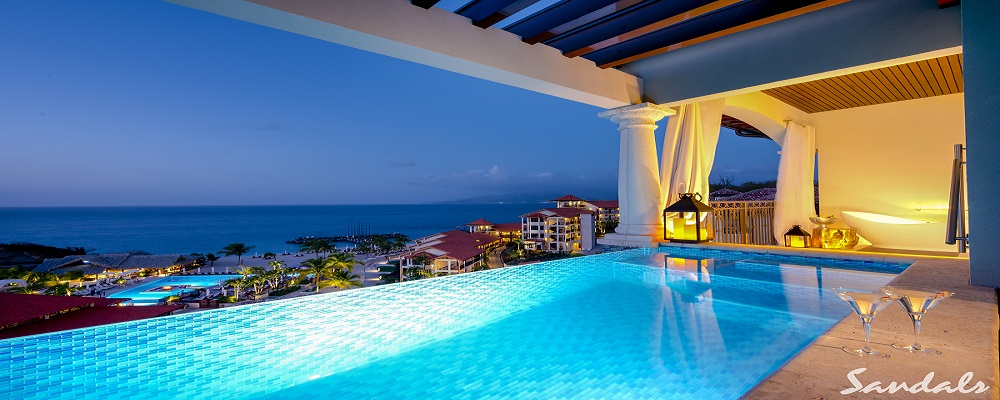 Sandals La Source Suite