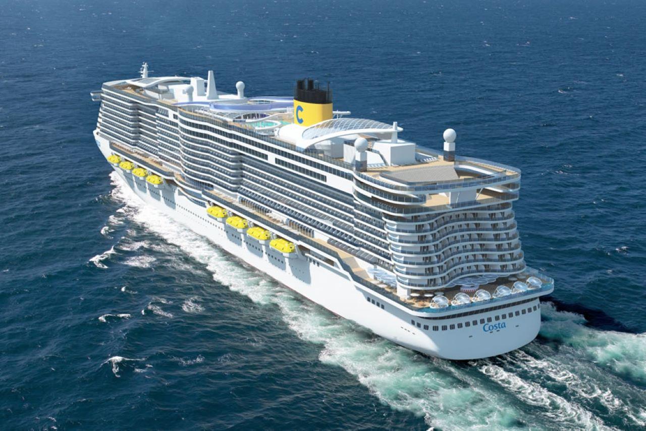 Crucero Costa Smeralda